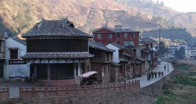Ancient Towns of Yunnan - The Old Salt Capital of Heijing