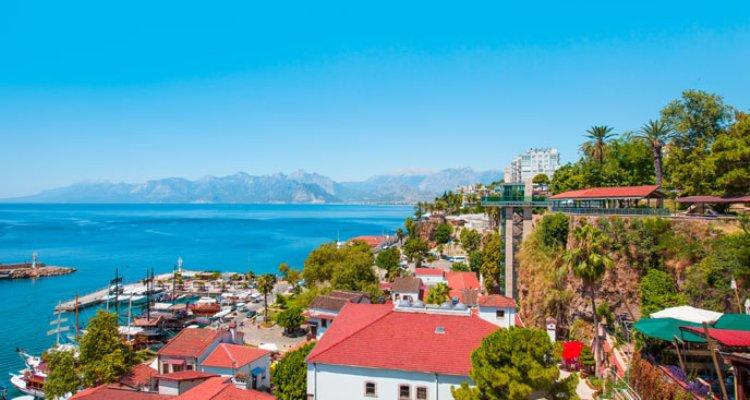 Escape The Eurozone and Travel To Turkey