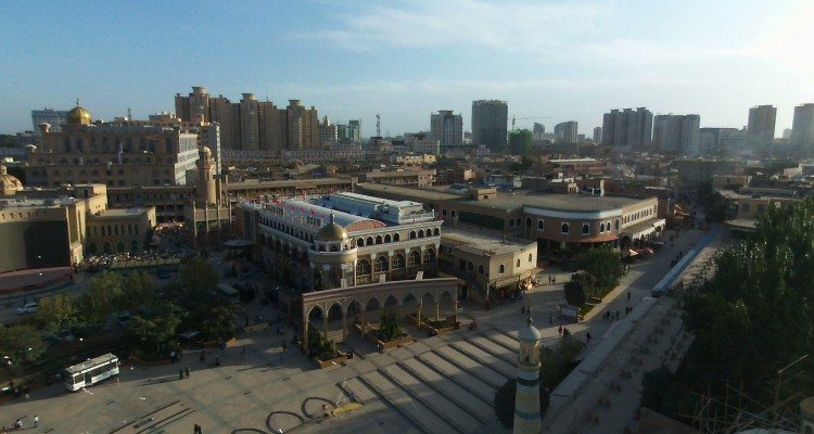 "Kashgar's Controversial Facelift - A ""New"" Old City"