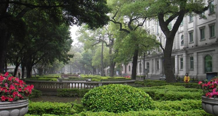 Shamian Island - A Taste Of Colonial Architecture In Guangzhou